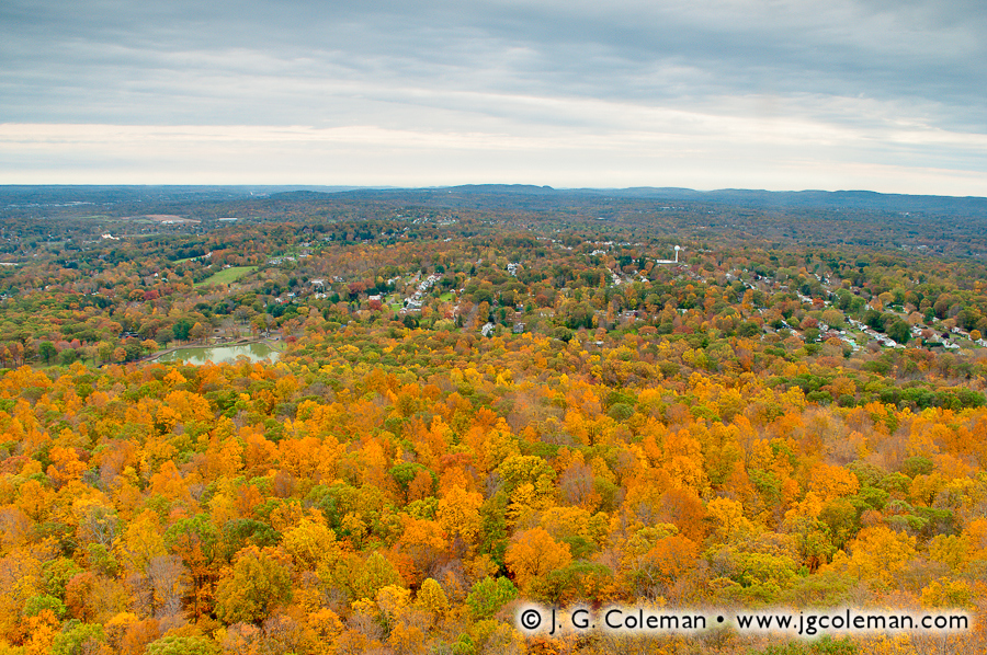 CT Hikes: Sleeping Giant State Park