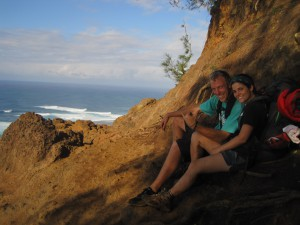 Bloopers from the Kalalau