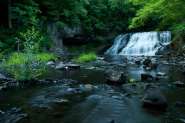 Wadsworth Falls (Middlefield, CT)
