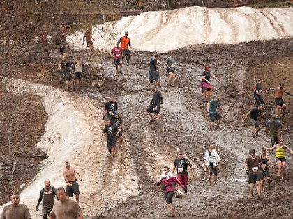 Tough Mudder 2011: Mount Snow, VT