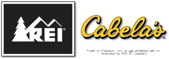 Enter for your chance to win an REI or Cabela's gift card!