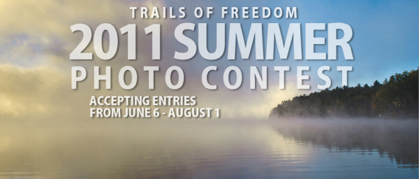 2011 Summer Photo Contest hosted by Trails of Freedom