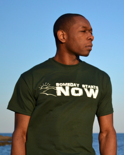 Someday Starts Now T-Shirt