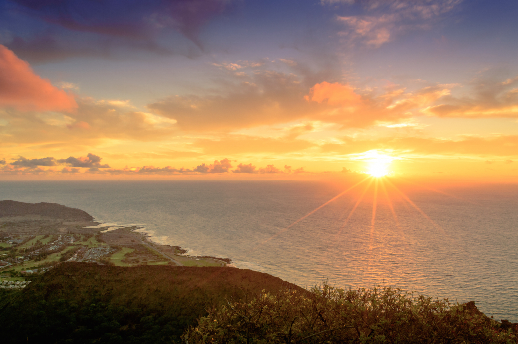 Top Sunrise Hikes on O'ahu - Trails of Freedom
