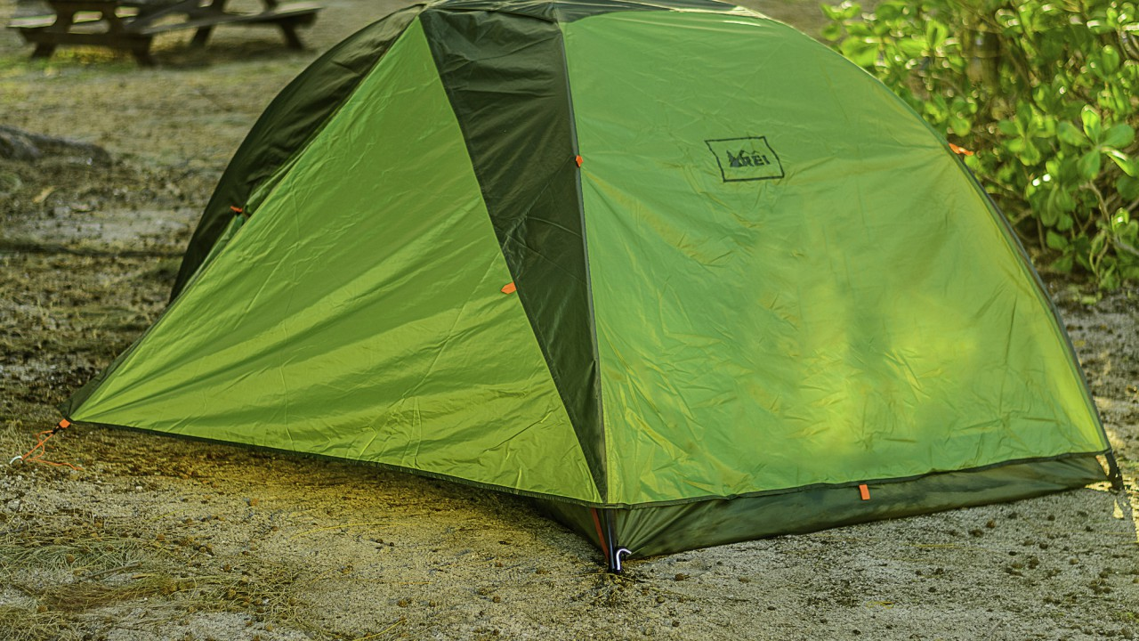 & REI Half Dome Tent - Trails of Freedom